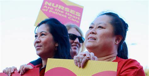nurses demand answers  dignity healthcatholic health