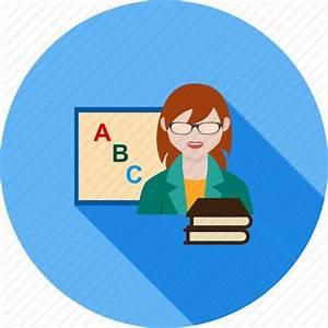 Board, classroom, college, female, professor, school ...