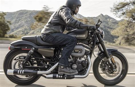 5 Reasons The New Harley-davidson Roadster Will Reinvent