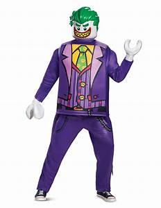 Deluxe Joker Kostm Fr Erwachsene Lego Kostme Fr