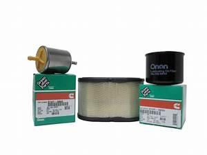 Onan Quiet Diesel - Replacement Engine Parts