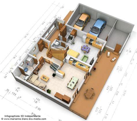 plan en 3d en ligne plan 3d maison rdc by meryana on deviantart