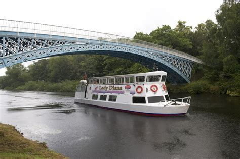 Boat Trip Chester by 2 Hour Iron Bridge Cruise Chesterboat