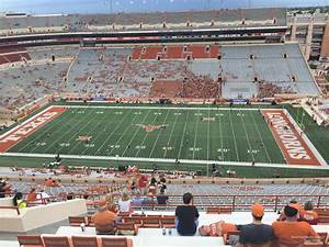 Section 103 At Dkr Texas Memorial Stadium Rateyourseats Com