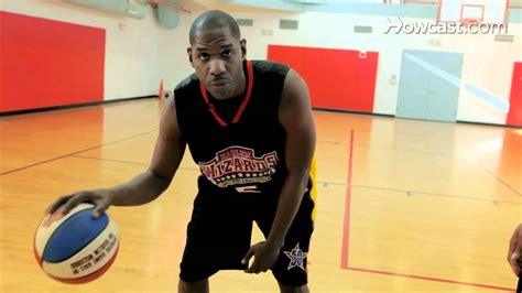 how to dribble basketball