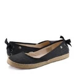 ugg womens indah shoes 39 s shoes ugg australia indah cotton twill corset ballet flats black ebay