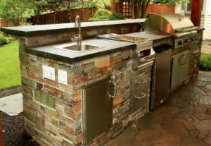 kitchen faucet components beautiful outdoor kitchen ideas for summer freshome