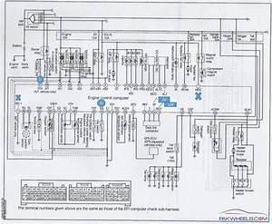 Daihatsu Mira Engine Wiring Diagram