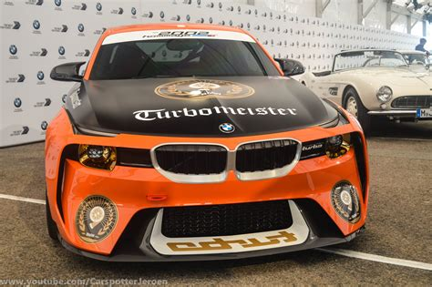 Bmw 2002 Homage Concept Turbomeister