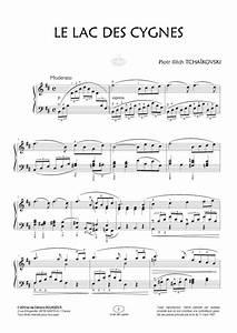 Le Lac Des Cygnes Rennes : partition piano tchaikovsky le lac des cygnes ~ Dailycaller-alerts.com Idées de Décoration