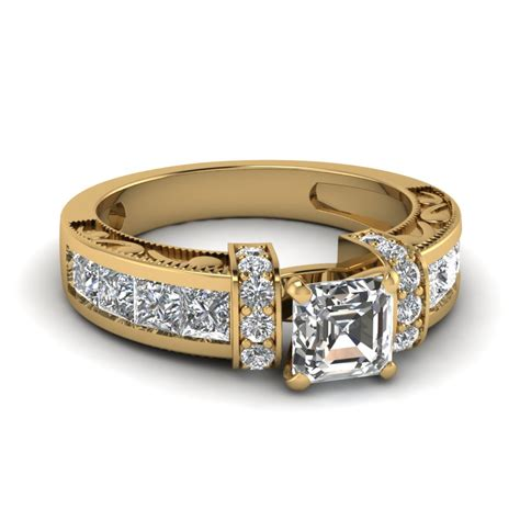 top designs of deco engagement rings style