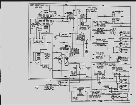 Rancher E Wiring Diagram by Polaris 500 Ho Wiring Diagram Wiring Wiring Diagram Images