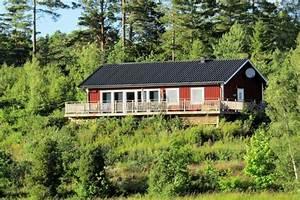 Immobilien In Schweden : typisches rotes schwedenhaus mit weissen ecken schweden immobilien online ~ Udekor.club Haus und Dekorationen