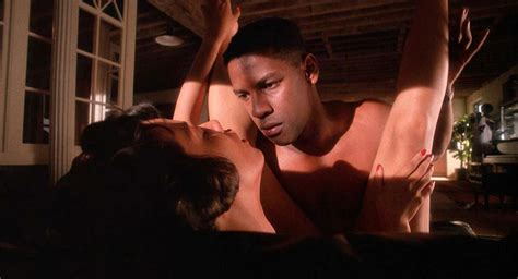 Cynda Williams Naked Scene From Mo Better Blues