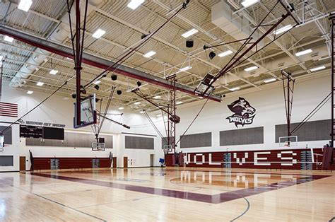 Watford City High School   Obermiller Nelson Engineering