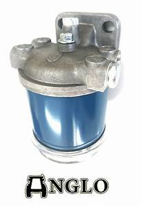 Land Rover Series 2   3 Diesel Fuel Filter Housing 563190