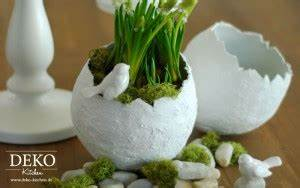 Gips Zum Basteln : diy h bsche oster deko vasen einfach selber machen deko kitchen ~ Watch28wear.com Haus und Dekorationen