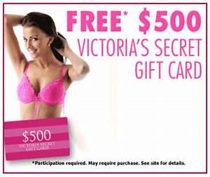 Victoria Secret Credit Card: November 2012