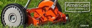 American Lawn Mower Company 14 In  Manual Walk