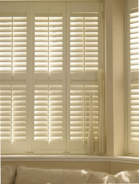 Wooden Shutters by Shutters Dobbs Blinds Lincoln