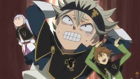 Black Clover Funny Moments 7 Youtube
