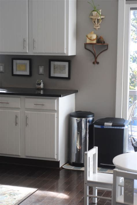 white cabinets gray walls kitchen colors maybe i need to paint the walls gray