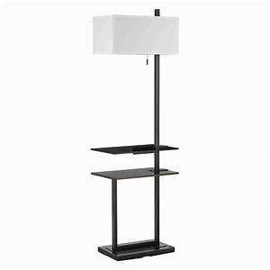 Fresh chelsea tray table floor lamp youtube 18580 for Chelsea floor lamp with tray