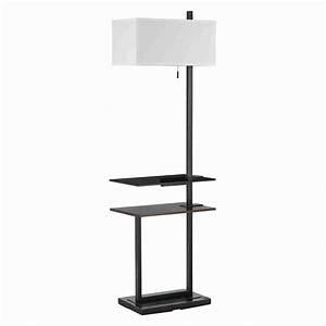 fresh chelsea tray table floor lamp youtube 18580 With chelsea floor lamp with tray