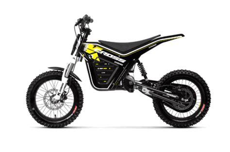 Kuberg Cross Electric Motorcycle