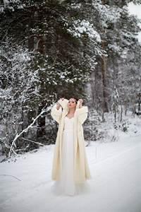 Snowy Winter Wedding Inspiration Shoot In NorwayJoanne
