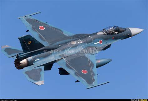 Mitsubishi F 2 by 73 8543 Japan Air Self Defence Mitsubishi F 2 A