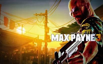 Payne Max Rockstar Games Gun Pistol Bald