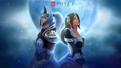 Dota Luna Mirana Wallpapers Goddess 1080p Mobile