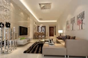 livingroom lights modern minimalist living dining room lighting rendering 3d house