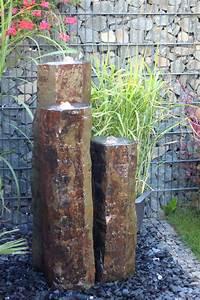 Naturstein Im Garten : pin von brunnenschmiede auf quellsteine gartenbrunnen ~ A.2002-acura-tl-radio.info Haus und Dekorationen