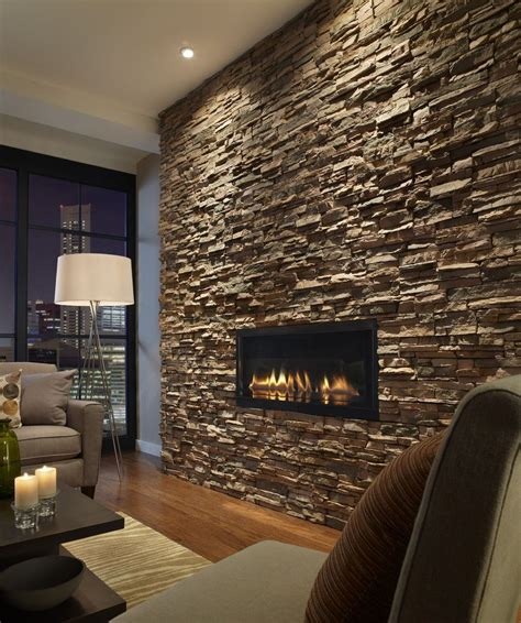 rock fireplace wall 25 stunning fireplace ideas to steal
