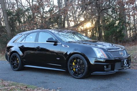 mile  cadillac cts  wagon  speed  sale gm
