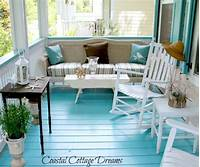 lovely seaside patio decor ideas 27 Awesome Beach-Style Outdoor Living Ideas for Your Porch and Yard - Amazing DIY, Interior ...