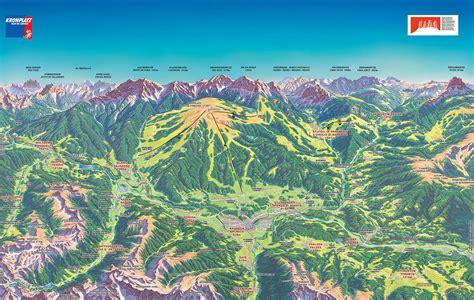 bergfex panoramakarte kronplatz dolomiten karte