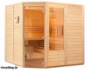 Sauna Kaufen 4 Personen : viliv sauna klassik 2 x 2 m eckeinstieg g nstiger im shop ~ Lizthompson.info Haus und Dekorationen