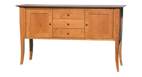 Hutch Sideboard Buffet by Circle Furniture 56 Quot Flare Leg Buffet And Hutch Dining