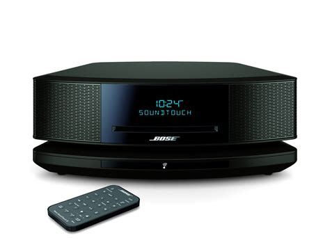 bose wave soundtouch  system iv instyle home
