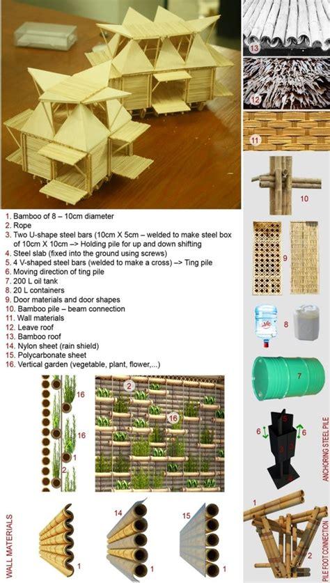 Moeblieren Mit Bambus Moderne Bambusmoebel by Bambush 228 User Prototyp Wohnbauprojekt Low Cost