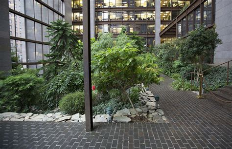 daily dose  architecture ford foundations  atrium