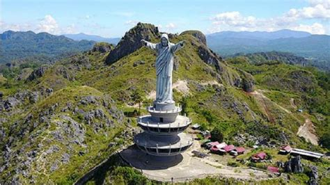 berwisata religi  buntu burake sensasi brasil  tana