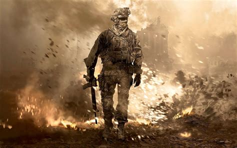 Call Of Duty 6 Modern Warfare 2