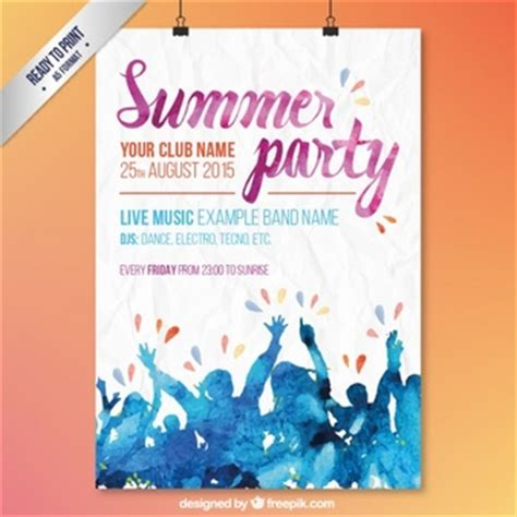 Tut Poster Template by Party Poster Vectors Photos And Psd Files Free Download