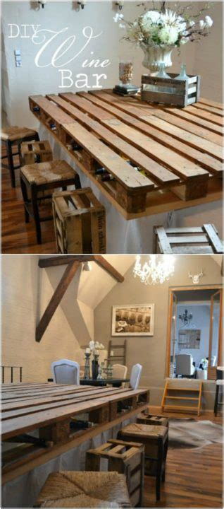 125 Easy DIY Pallet Projects and Ideas For Your Kitchen