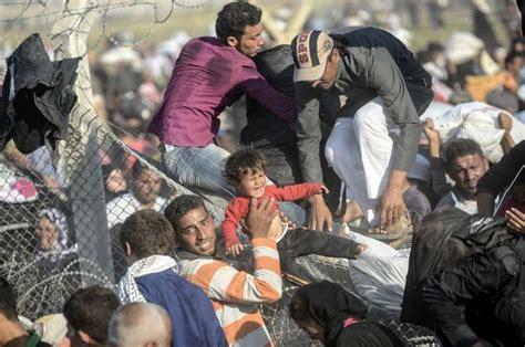 unhcr   refugees flee latest syria fighting