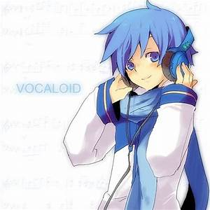 Kaito - Vocaloid Picture